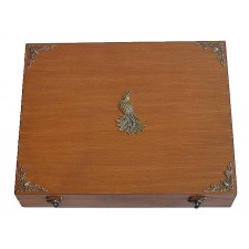 """Подарочный набор """"Мудрость древней Греции и Рима"""". Книга в кожаной обложке. В коробе."""