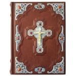 Библия в гравюрах Гюстава Доре с крестом