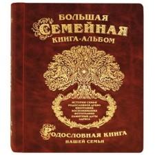 Большая семейная родословная книга