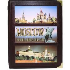 Moscow. Альбом по архитектуре, истории Москвы. На английском языке