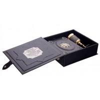 История Петра Великого (в коробе) с кубком из серебра