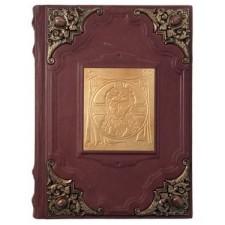 Библия с иллюстрациями Гюстава Доре с бронзовыми накладками