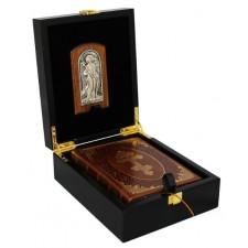 Подарочный набор Молитвослов с иконой Ангел Хранитель